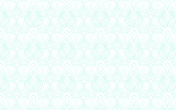MINT SHELLS WALLPAPERpreview