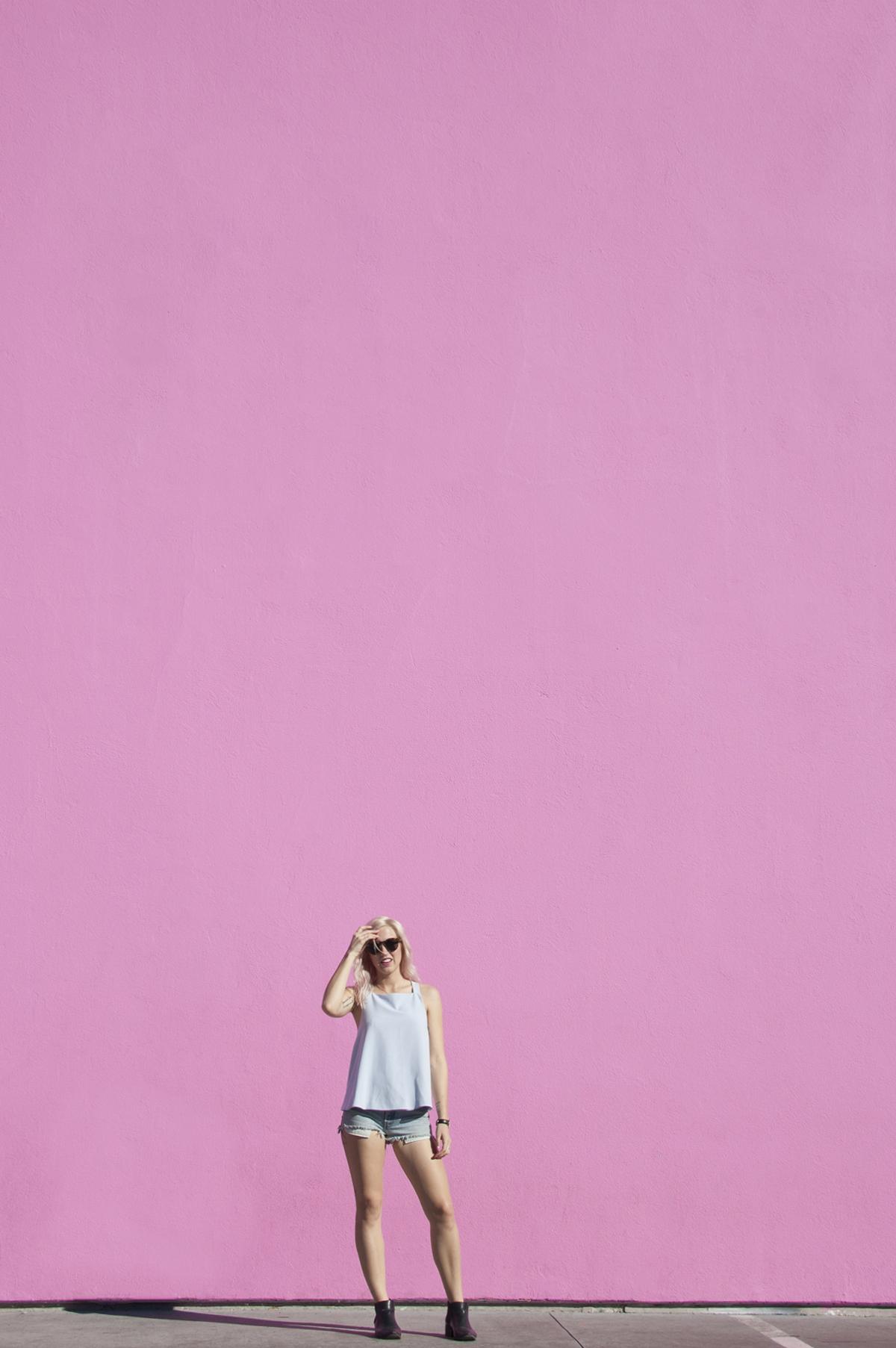 Wall Wall Pink 50